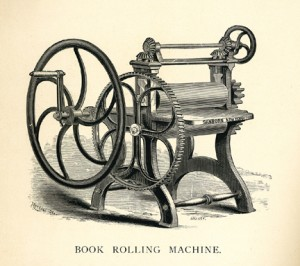 Signature Rolling Machine