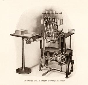Smyth Sewing Machine